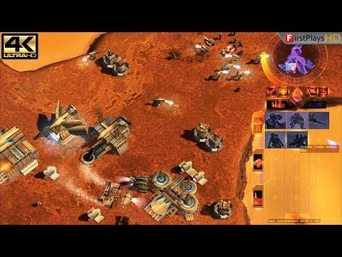Emperor: Battle For Dune (2001) - PC Gameplay 4k 2160p / Win 10