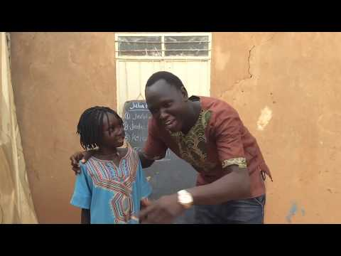 Arabic Juba South Sudan Comedy by Coruffu group 2018(Eve and his uncle )