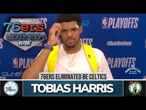 After terrifying fall, head injury, Tobias Harris returned to the game ...