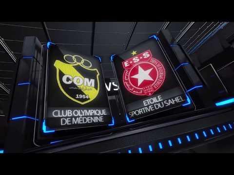 Foot - Ligue 1 - 25e Journée - ESS vs COM (4-0) - Reportage ESS TV !!!