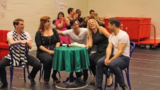 The Cast of Broadway