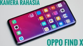 Hands-on OPPO FIND X - Indonesia