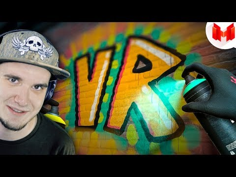 Мармок ► Граффити не для меня (VR) \ Marmok | Реакция