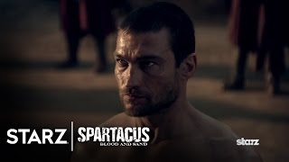 Spartacus | Blood and Sand - Final Confrontation | STARZ