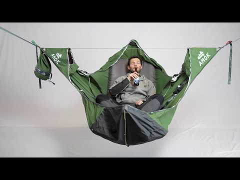 Amok Equipment - Draumr™ Camping Hammocks (2019)