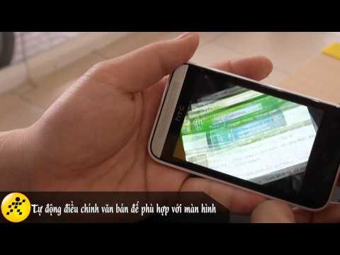 Lướt web, xem video thoải mải với HTC Desire 200 | www.thegioididong.com