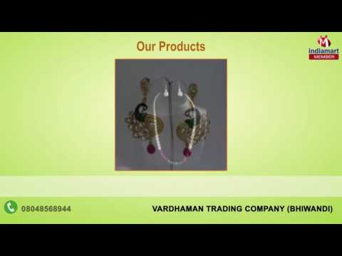 Imitation Jewellery & Indian Designer Dresses By Vardhaman Trading Company, Bhiwandi