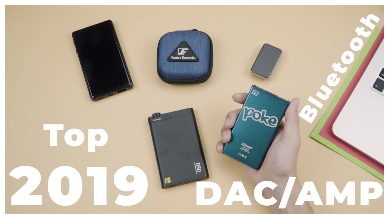 Top 5 mẫu DAC/AMP đáng mua nhất đầu năm 2019 | Ngon - Bổ - Rẻ