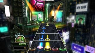 Guitar Hero : World Tour (PC Gameplay)