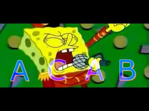 SpongeBozz A C A B Doubletime Spongebob Remix