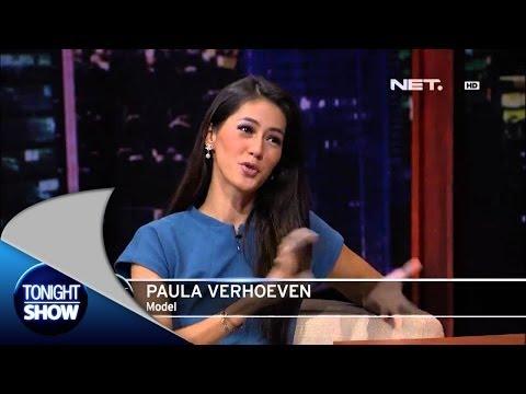 Tonight Show - Paula Verhoeven