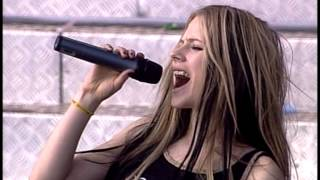 Avril Lavigne - I'm With You @ Live at Rock AM Ring 2004