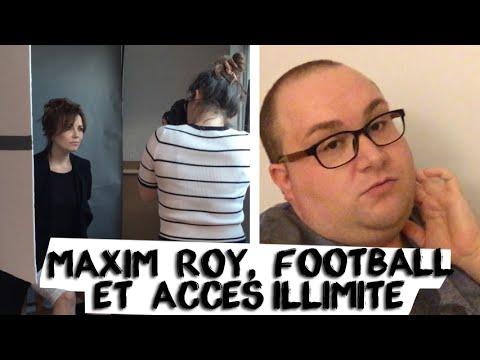 MAXIM ROY & ACCÈS ILLIMITÉ  |  4 & 7 FÉVRIER 2016