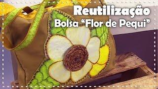 BOLSA FLOR DE PEQUI com Márcia Fernanda