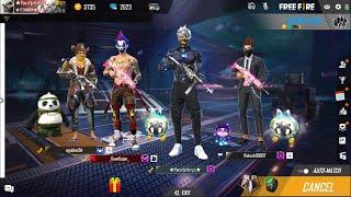FREEFIRE LIVE RUSH RANK GAMEPLAY II AUTO HEADSHOTS - TITANIUM GAMER