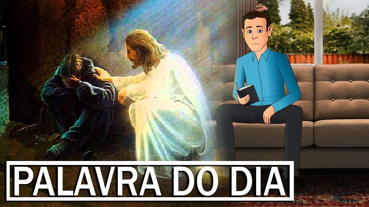 PALAVRA DE DEUS PARA HOJE, DIA 28 DE FEVEREIRO | ANIMA GOSPEL