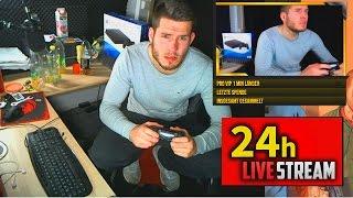 24h LIVESTREAM!!   KEINE MÜDIGKEIT!?! Part 2/3