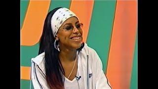 MTV Europe Select - Aaliyah interview, 2000, Romeo Must Die