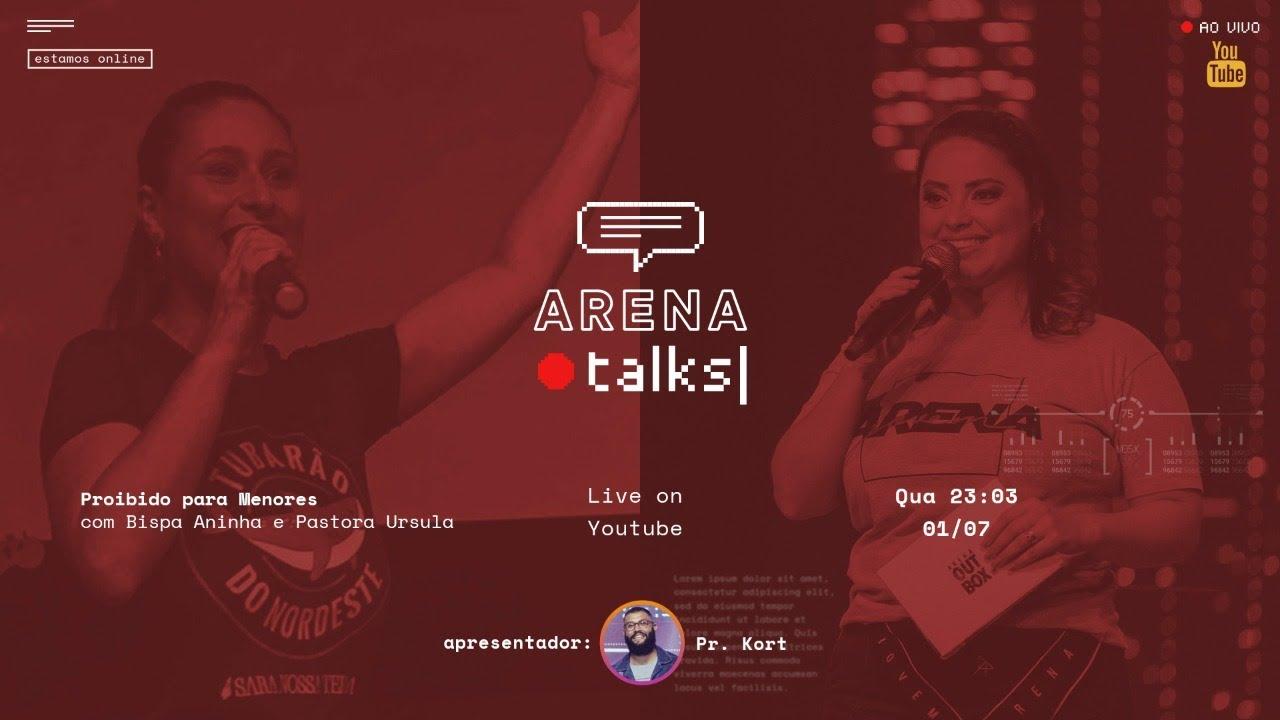 Arena Talks - Proibidão