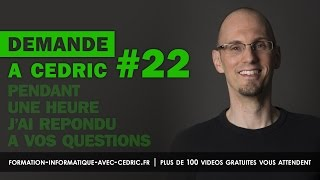 Demande A Cédric #022