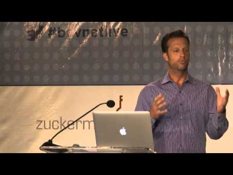 Zola CEO Chris Cuvelier's brand identity speech at BevNet Live 2013
