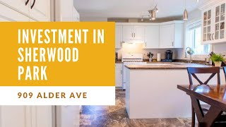 An Investment Property In Sherwood Park?!