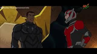 Ant Man Avengers Assemble MV - I Refuse