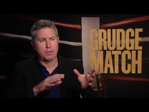 Grudge Match 2014 Exclusive Peter Segal  HD
