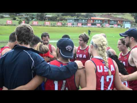 USA MIXED OPEN TOUCH RUGBY WORLD CUP 2015 COFFS HARBOUR, AU