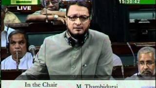 Repeat youtube video Asaduddin Owaisi Kashmir August 2010