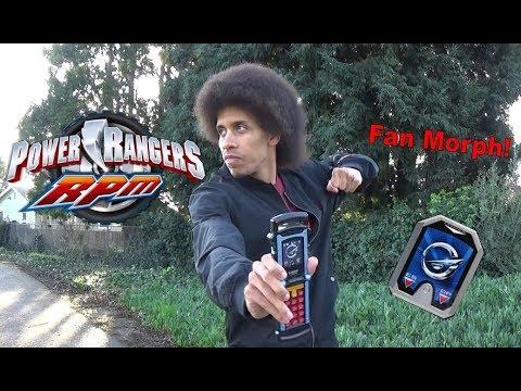 Red Ranger  Morph Power Rangers RPM *No VFX*