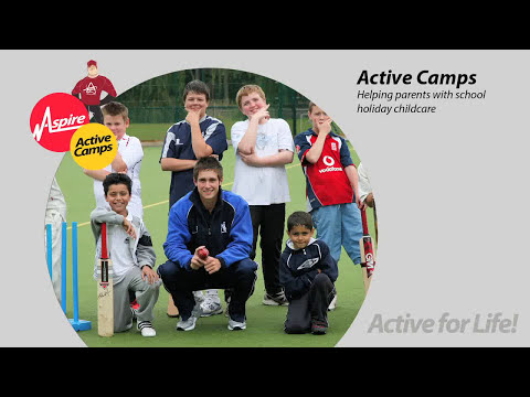 Aspire Active Camps Case Study - a young persons view