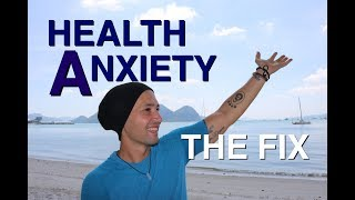 Health Anxiety Cycle - Conquering The Fix