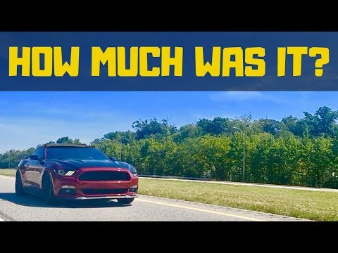 Price Reveal! Wrecked Budget Mustang GT Build Part 7