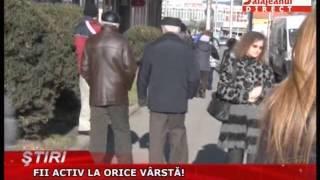 FII ACTIV LA ORICE VARSTA