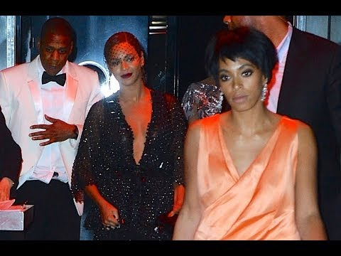 Beyonce Referees The Solange / Jay-Z MMA Elevator Fight ...