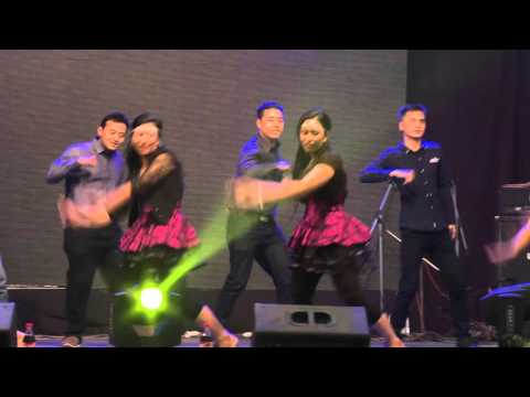 Dance Timro Figure Cocacola Squad C