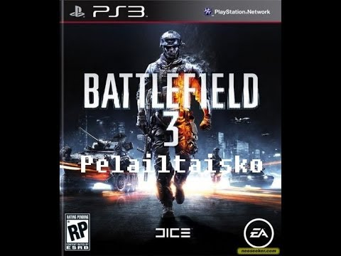 Battlefield 3 - PS3 online - YouTube
