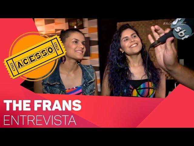 Entrevista com The Frans - TV SOROCABA/SBT