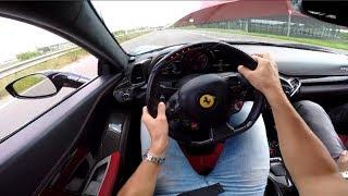 POV Drive: Ferrari 458 Italia TUNNELRUN!