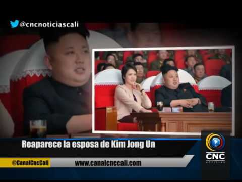 Reaparece la esposa de Kim Jong Un