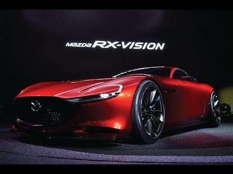 Mazda RX-Vision - 2015 Tokyo Motor Show