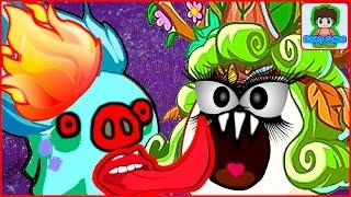 Игра Angry Birds Epic от Фаника злые птички эпик 11