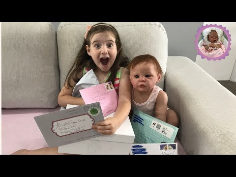 REBORN REUNION AFTER 3 WEEKS APART PLUS WE HAVE MAIL!!