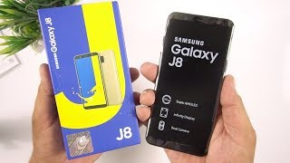 Samsung Galaxy J8 Unboxing & First Look [Urdu/Hindi]
