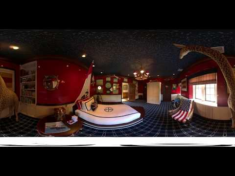 Tommy Hilfiger's Home in 360 Degrees