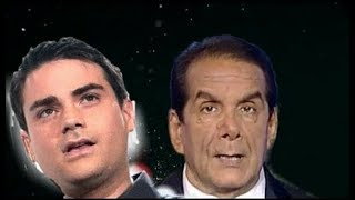 He's Such an Amazing  Ben Shapiro Give Kudos to Charles Krauthammer