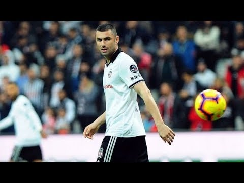 Burak Yılmaz Fenerbahçeye attığı gol, Beşiktaş videoları