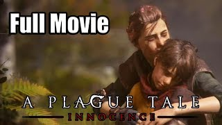 A PLAGUE TALE: INNOCENCE All Cutscenes Full Game Movie (2019)
