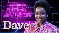 Lolly Adefope 'You Don't Need an App For That' | Comedian's Giving Lectures | Dave